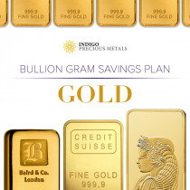 Buy Gold Grams with Indigo