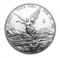 Buy 1oz Silver Libertad with Indigo
