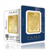 Buy PAMP 100g gold gram bar   Indigo