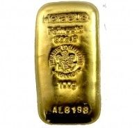 Argor-Heraeus gold cast 100 g bar buy online