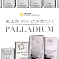 Buy Palladium Grams Online  - Fully Backed