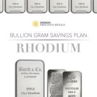 Buy Rhodium Grams Online  - Fully Backed