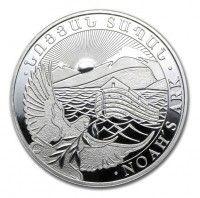 1 kilo silver Noah Ark Armenia coin, buy online with ipm group